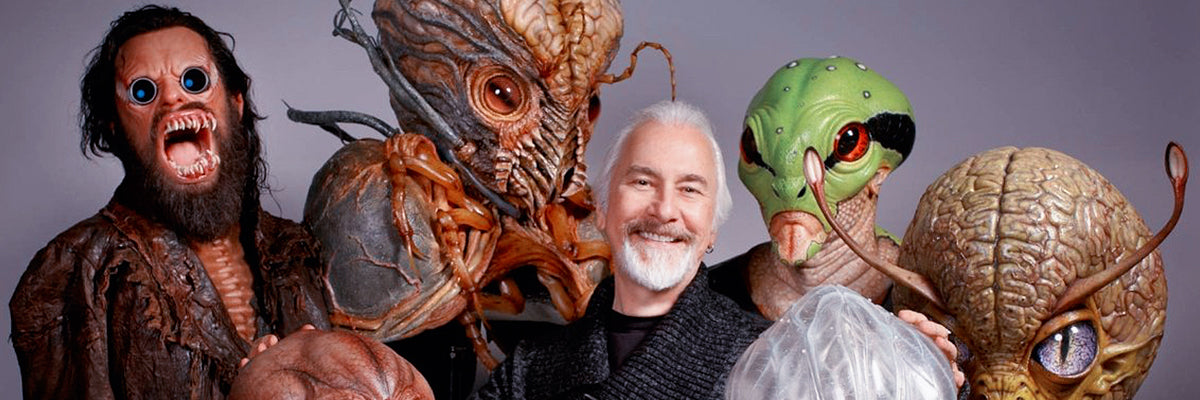 Monsters and Makeup Effects with Rick Baker