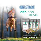 Pet Releaf Small Breed, Peanut Butter Banana  CBD Hemp Oil Edibites