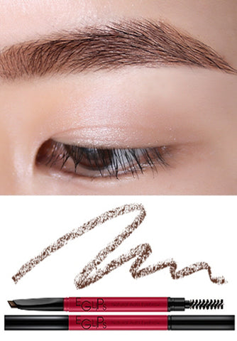 Eglips - Natural Auto Eyebrow Brown