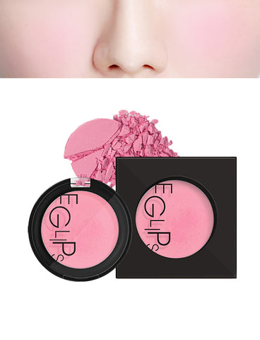 Eglips - Apple Fit Blusher 01 Pure Pink