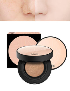 Eglips - Blur Finishing Cushion 21 Light Beige