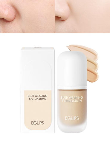 Eglips - Blur Wearing Foundation Y21 Vanilla