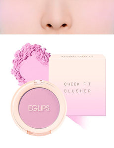 Eglips - Cheek Fit Blusher 01 Pansy