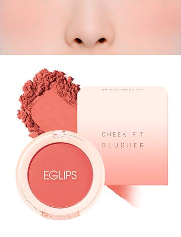 Eglips - Cheek Fit Blusher 06 Fig