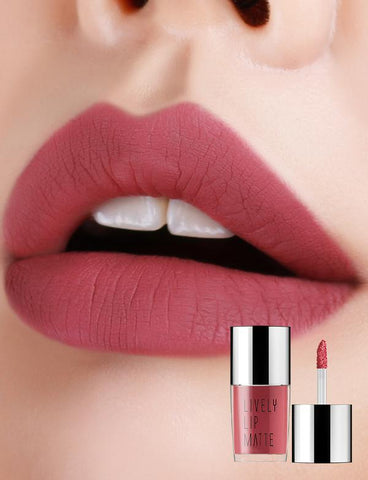 Eglips - Lively Lip Matte LM006 Antique Pinky Matte