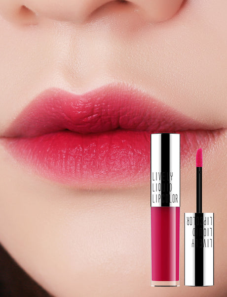 Eglips - Lively Liquid LipColor 03 Diva Pink