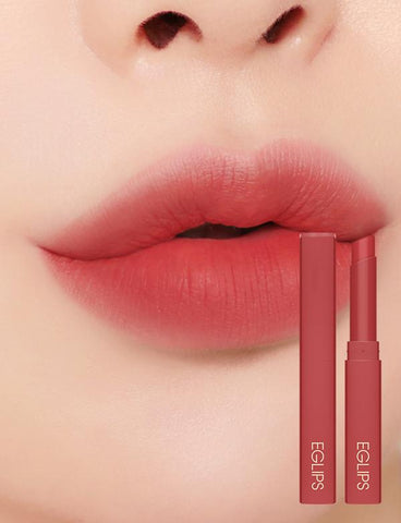 Eglips - Muse In Velvet Lipstick V001 Fall In Rosy