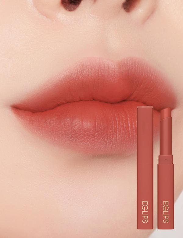 Eglips - Muse In Velvet Lipstick V005 Ginger Mellow