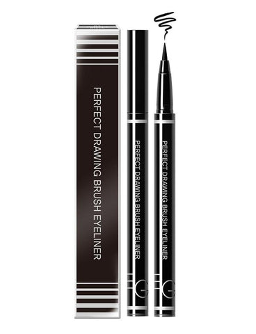 Eglips - Eglips Perfect Drawing Eyeliner #01 Drawing Black