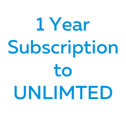 Unlimited Plan. One Year