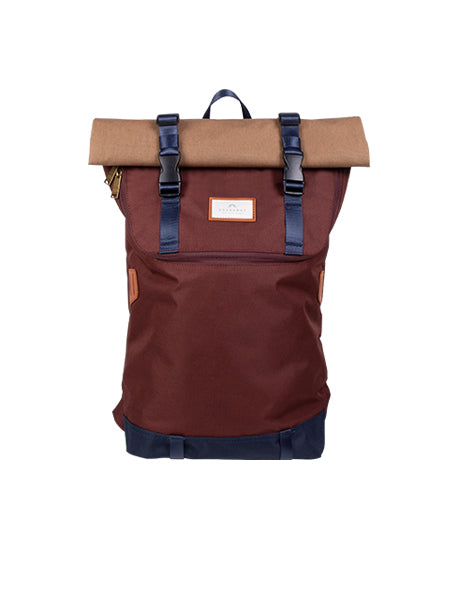 CHRISTOPHER EARTH TONE SERIES Maroon x Khaki