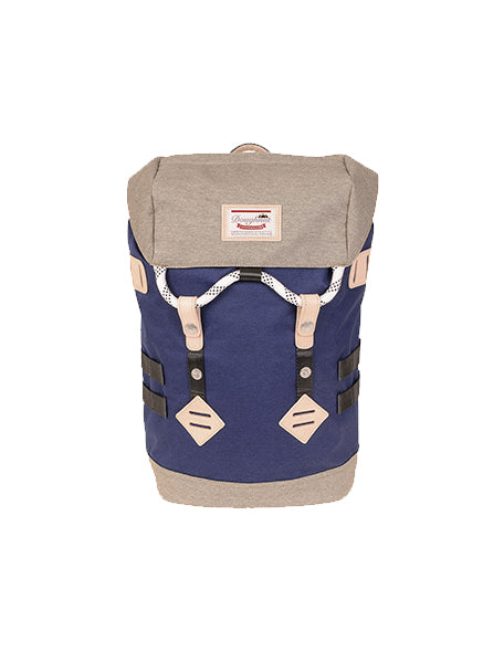 COLORADO SMALL Navy x Beige