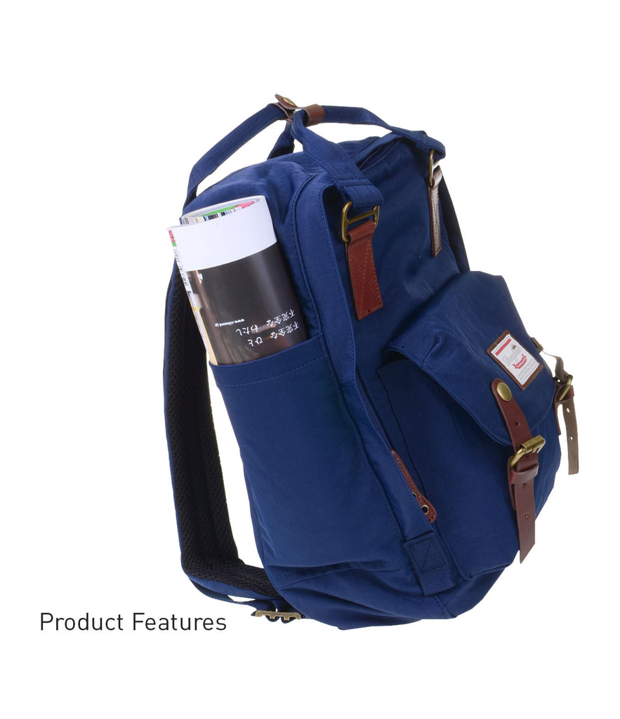 Backpacks Tagged Water Bottle Compartment Page 2 Doughnut Taro Navy