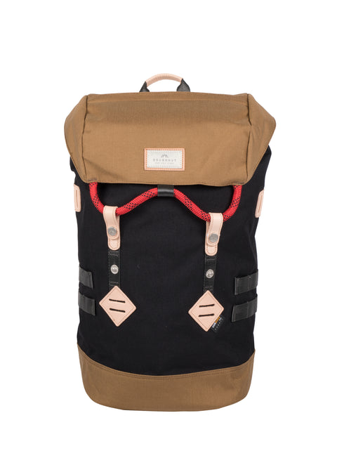 COLORADO CORDURA Black x Camel