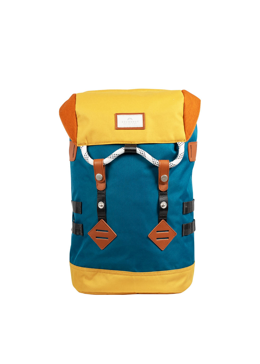 COLORADO SMALL MID TONE SERIES Teal x Mustard