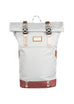 CHRISTOPHER NYLON MIDTONE SERIES Light Gray x Maroon