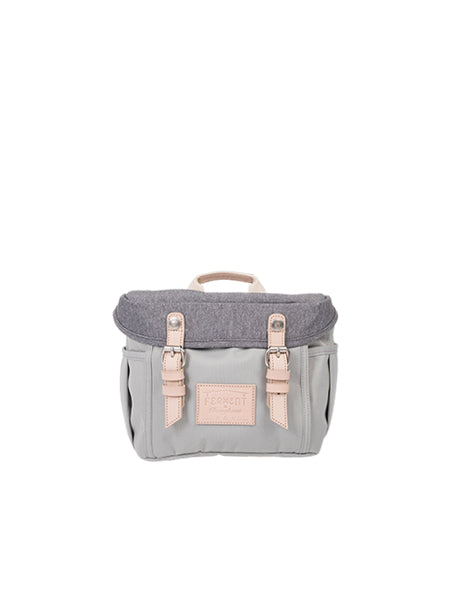 DOUGHNUT x FERMENT CAMERA BAG Light Grey x Grey