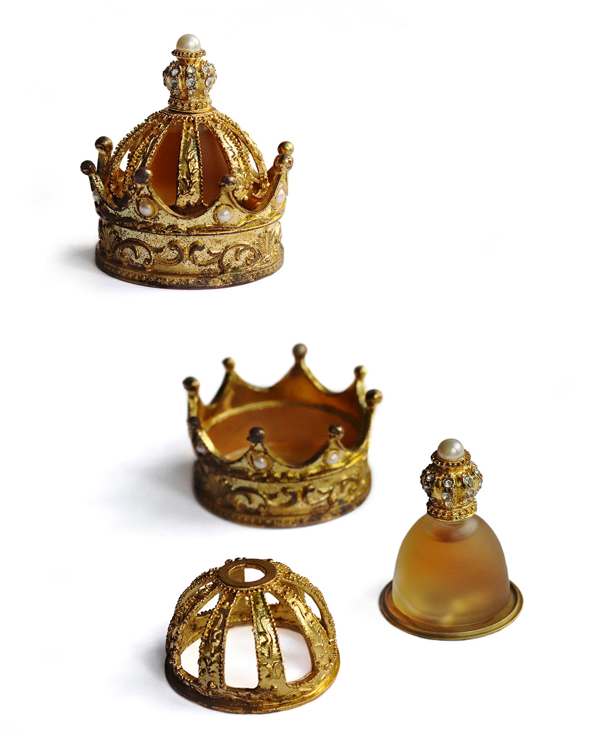 Monarchist Perfume Crown