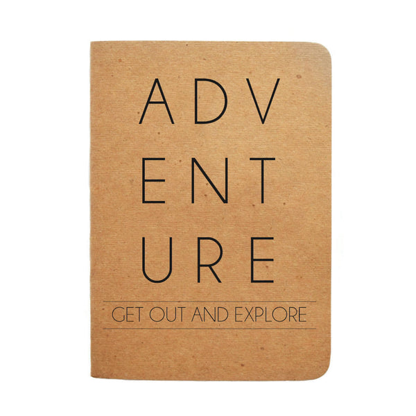 Adventure Grid Travel Journal
