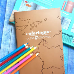 Colorlogue: The Map You Color