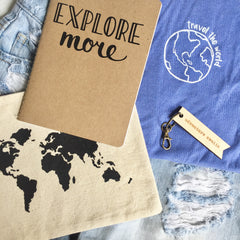 Explore More Travel Journal