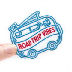 Road Trip Vibes Patch