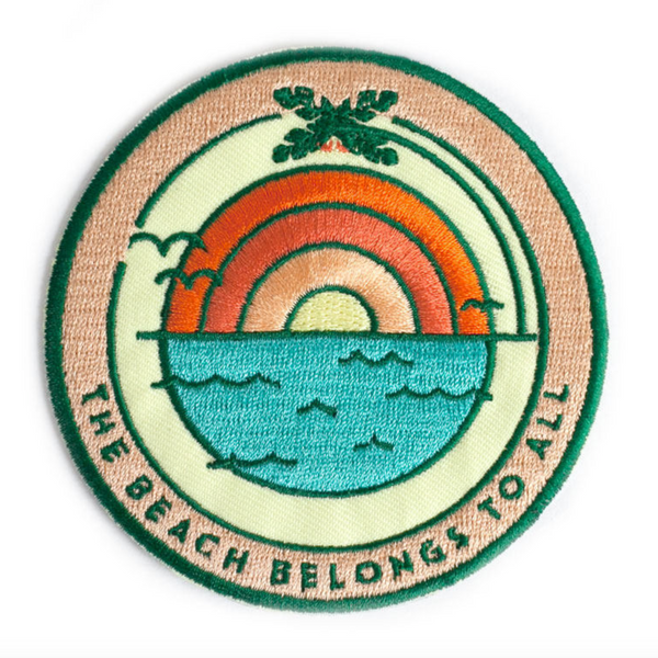 Beach Unity Patch
