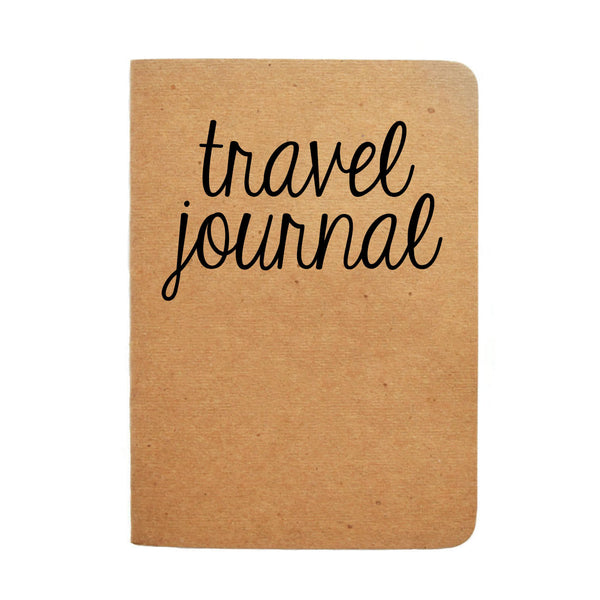 Calligraphy Travel Journal