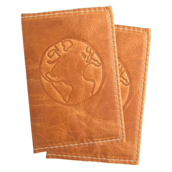World Leather Passport Cover