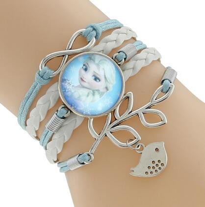 Frozen Braid Bracelet