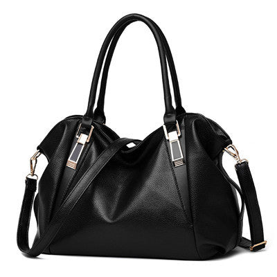 PU high capacity shoulder/handbag For Women