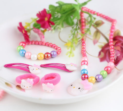 Kitty  Necklace set