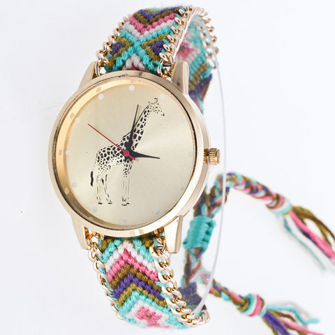 Casual Friendship Quartz Watch