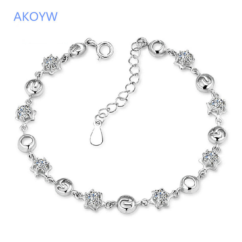 Romantic crystal Bracelet