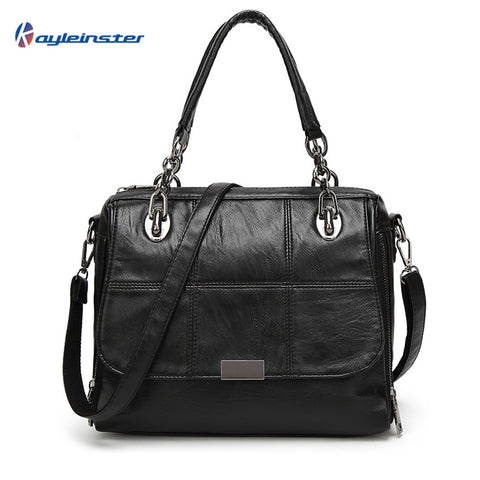 New Fashion PU Leather Women Messenger Bag