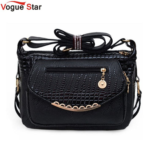 Small Women Leather Shoulder Bag
