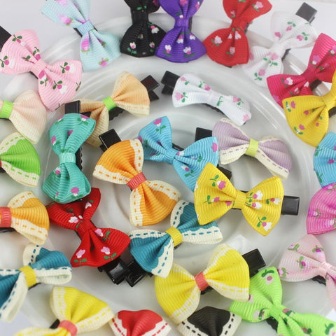 10pcs Floral Hair pins