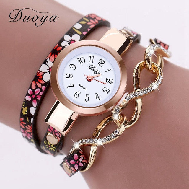 Fashion Bracelet Wristwatch