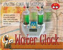 Water Clock Science Kit & Electric Circuit by Tree of Knowledge
