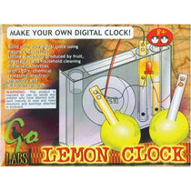 Lemon Clock Science Kit & Electric Circuit by Tree of Knowledge
