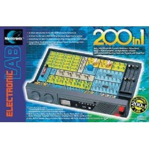 Elenco 200-in-1 Electronic Project Lab