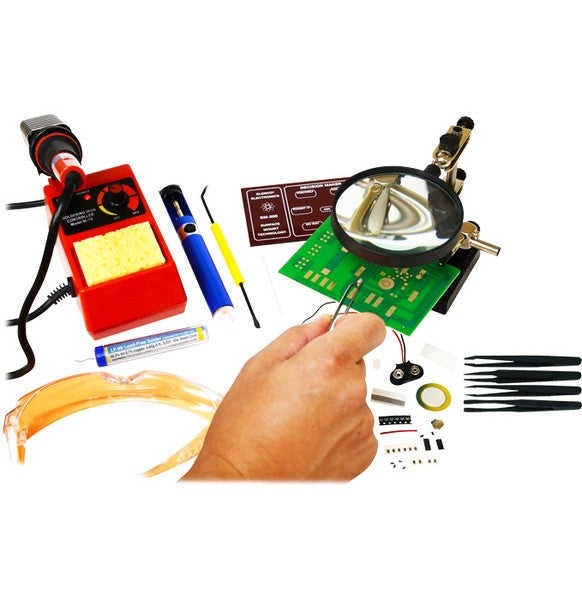 Elenco Surface Mount Technology Soldering Program - SK300