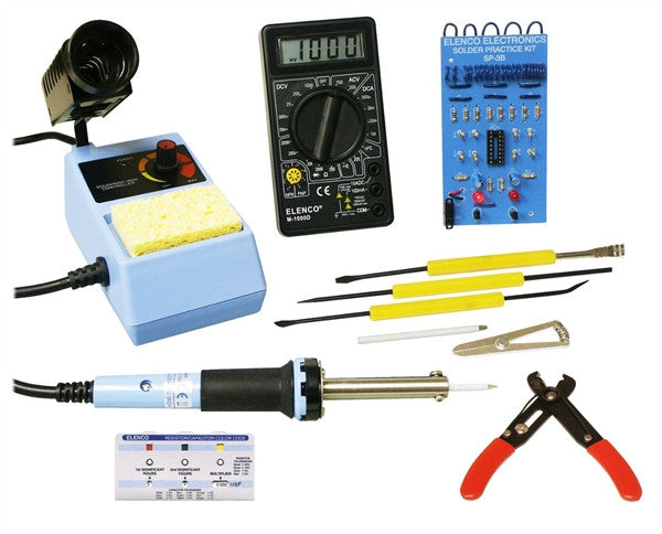 Elenco Hands-on basic electronics kit - SKM250