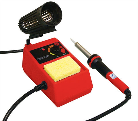 Elenco Fundamentals of Soldering Kit with Tools #SK-275