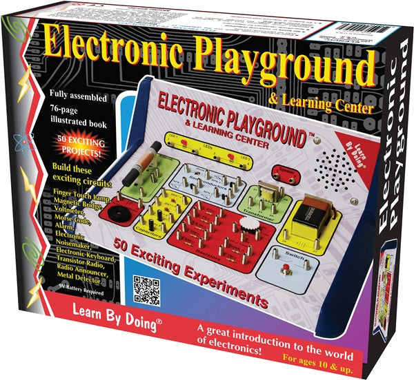 Electronic Playground 50-in-1 Experiments