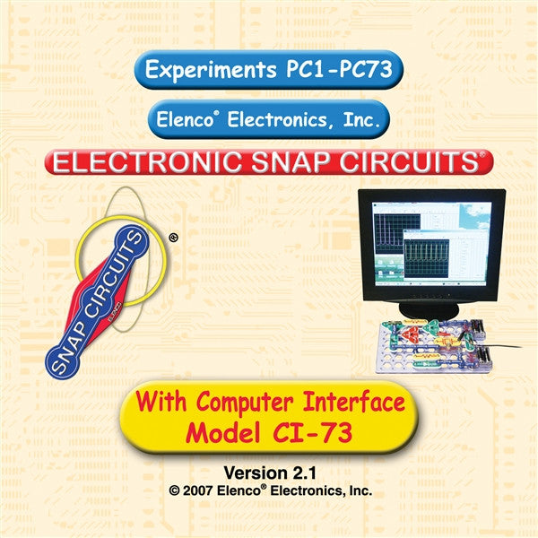 Computer Interface for Snap Circuits