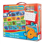 The Learning Journey Puzzle Doubles - Let's Learn Animals
