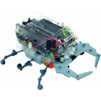 Scarab Robot Kit  by Elenco (Soldering Required)