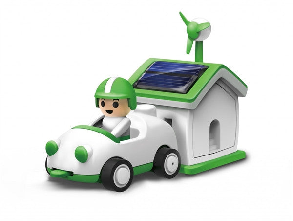 Green Life By OWI Robotics - Solar Kit