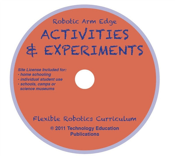 Robotic Arm Edge Act. And Experiments Curriculum By OWI Robotics